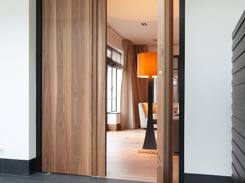 Taatsdeuren in eigen huis en interieur simon maree for Huis en interieur