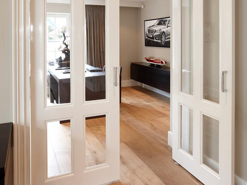 Taatsdeuren in eigen huis en interieur simon maree