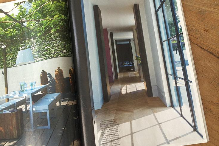 Taatsdeuren in eigen huis en interieur simon maree for Abonnement eigen huis en interieur
