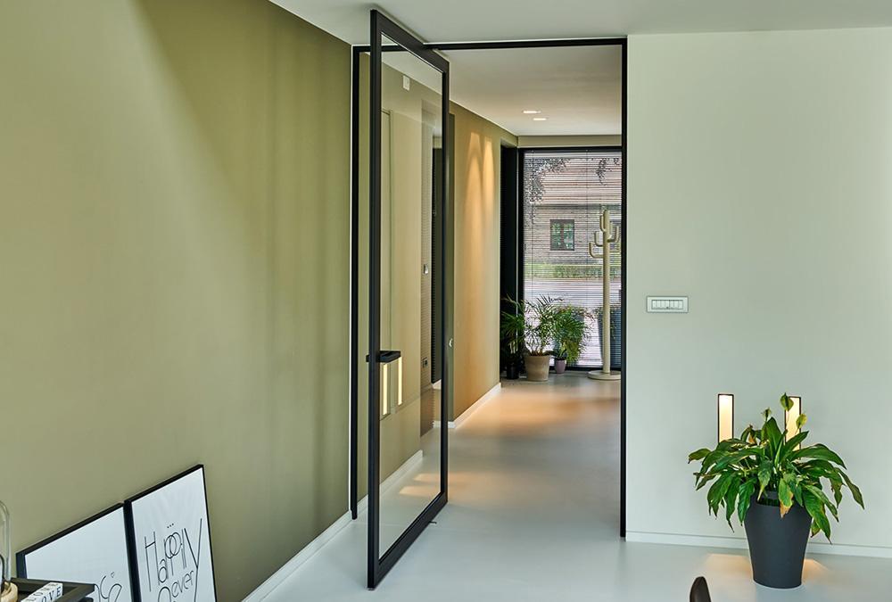 Stalen Ensuite Deuren : Steel look deuren deurenspecialist simon maree